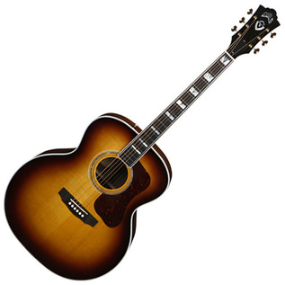 Guild F-50R Jumbo Acoustic Guitar, Antique Burst