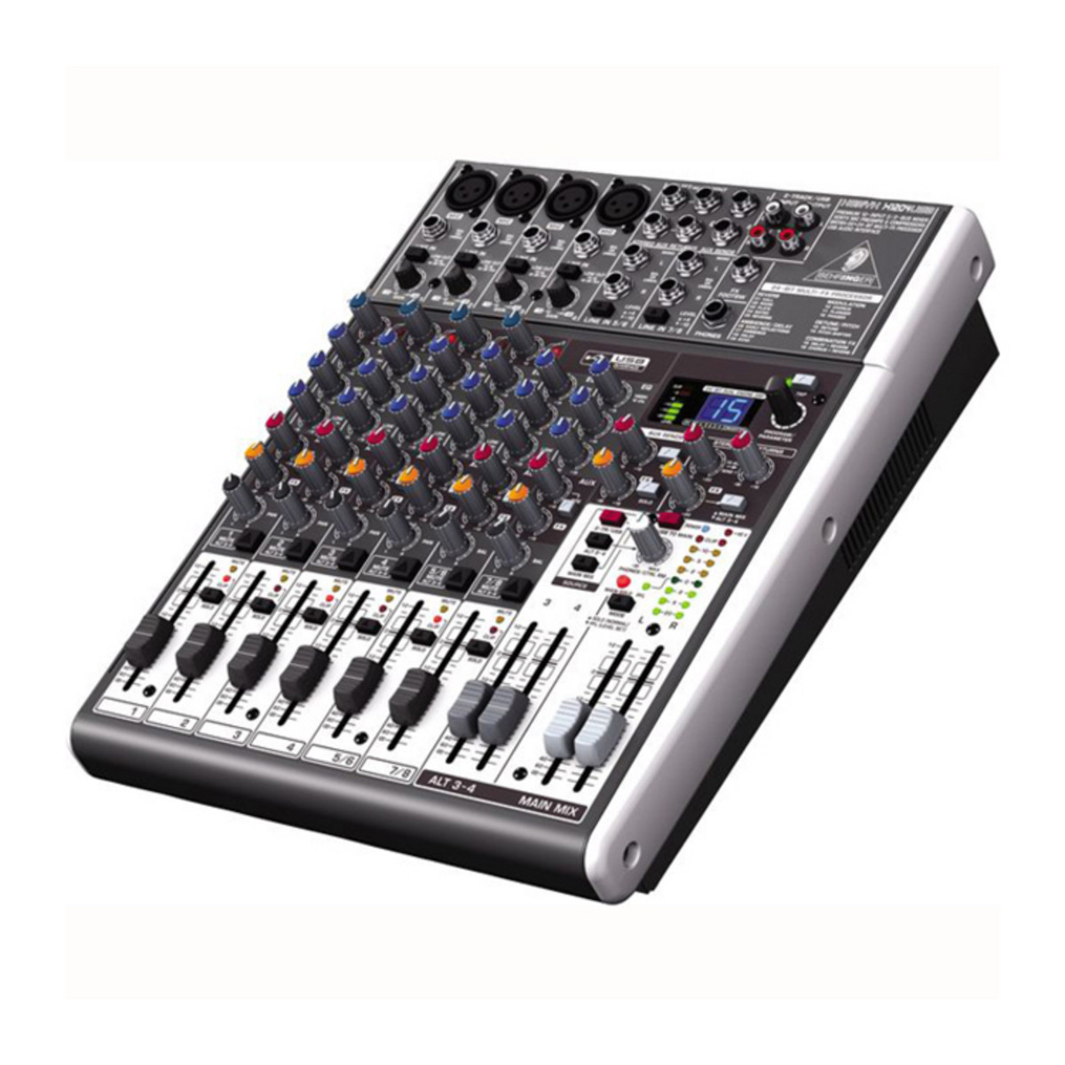 Behringer xenyx x1204usb table de mixage comme neuf gear4music - Table de mixage behringer ...