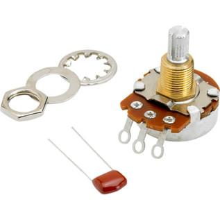 Fender Volume/Tone 500K Split Shaft Potentiometer