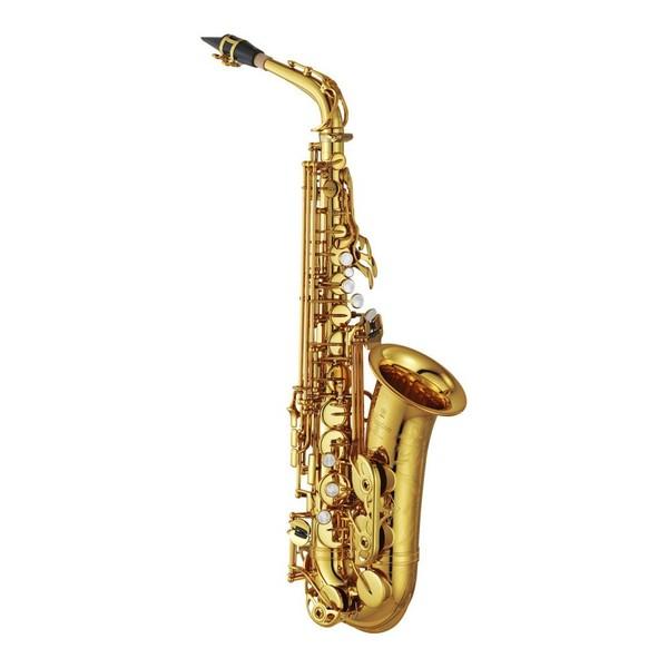 Yamaha YAS82ZULWOF02 Custom Z Saxophone, Gold Unlacquered Finish