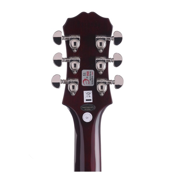 Les Paul Tribute Plus, Cherry