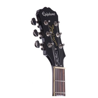 Les Paul Tribute Plus Electric Guitar, Midnight Ebony