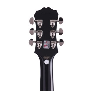 Les Paul Tribute Plus, Ebony
