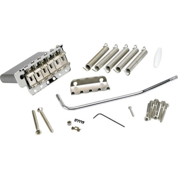 Fender American Vintage Stratocaster Tremolo Assembly, Chrome