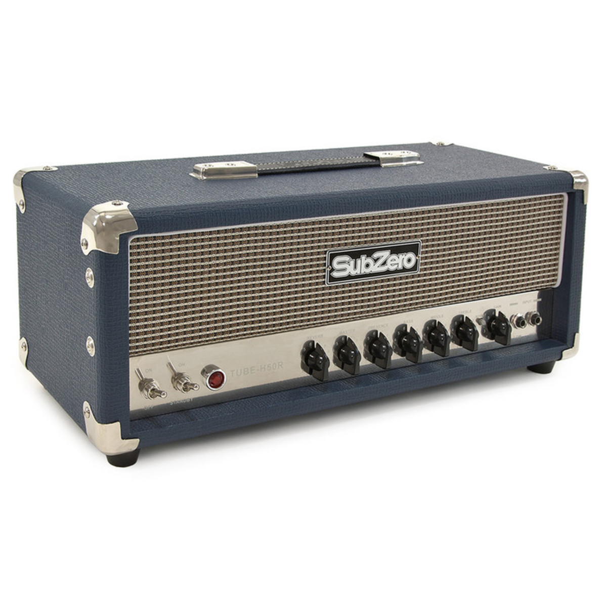 subzero tube h50r 50w valve guitar amp head nearly new at gear4music. Black Bedroom Furniture Sets. Home Design Ideas