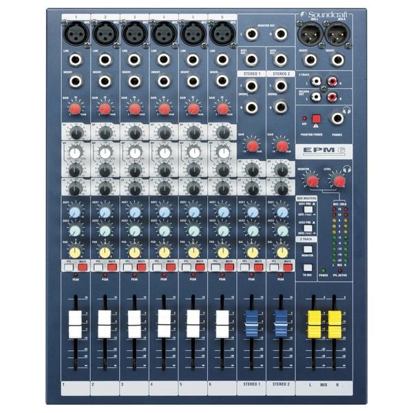 Soundcraft Epm6 Analog Mixer