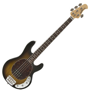 Music Man StingRay 3EQ Bass Guitar, RN, Tobacco Burst