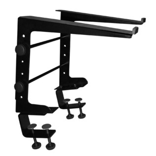 Ultimate Support JamStand LPT-100 Multi-Pupose DJ Laptop Stand with Horizontal Clamps