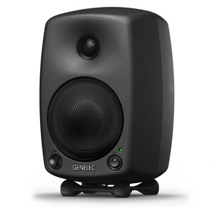 Genelec 8030B Bi-Amped Nearfield Monitor, Single Left Angle