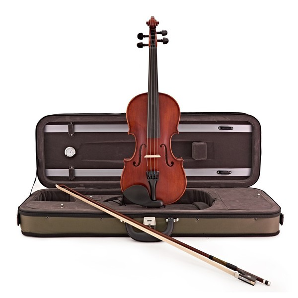 Westbury Intermediate 1/2 Antiqued Violin Outfit