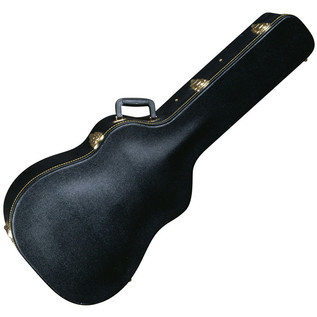 Guild Orchestra Shape Hardshell Case, Black