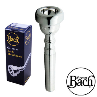 Bach 351 Trumpet Mouthpiece 11C Silver Plate