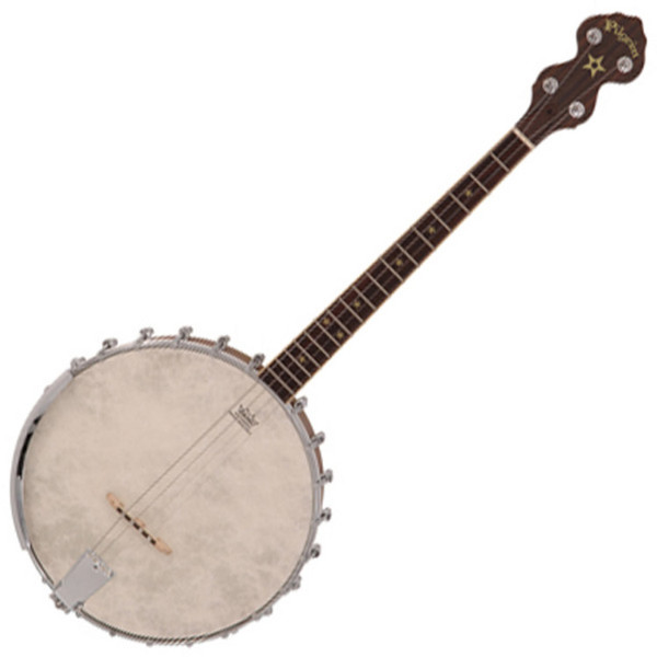 Pilgrim by Vintage Celtic Dawn Open Back Short Scale Tenor Banjo