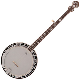 Pilgrim by Vintage Rocky Mountain Model 2 Closed Back Banjo