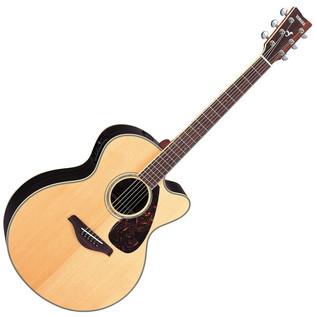 Yamaha FJX730SC mkII Electro Acoustic Guitar, Natural