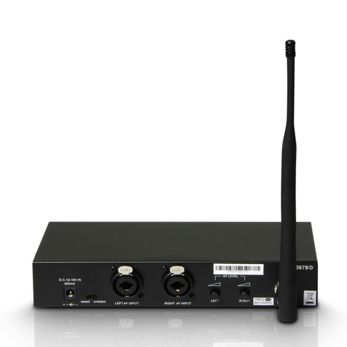 ld systems mei one 1 wireless in ear monitor system at gear4music. Black Bedroom Furniture Sets. Home Design Ideas