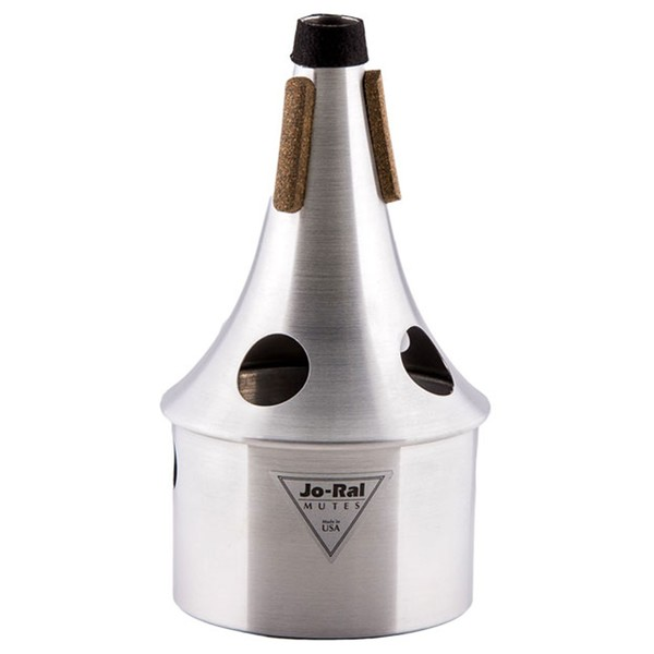 Jo-Ral Trumpet Bucket Mute, Aluminium