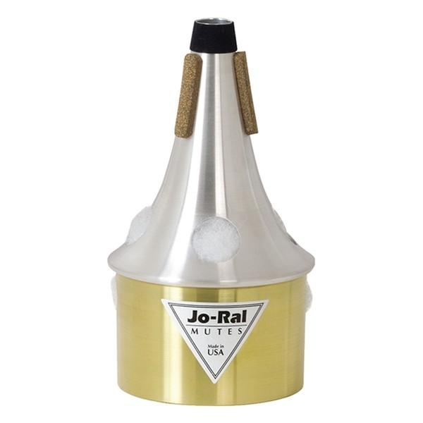 Jo-Ral Trumpet Bucket Mute, Brass Bottom