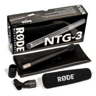 Rode NTG3 black