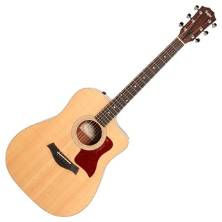 Taylor 210ce Dreadnought Electro Acoustic Guitar, Natural