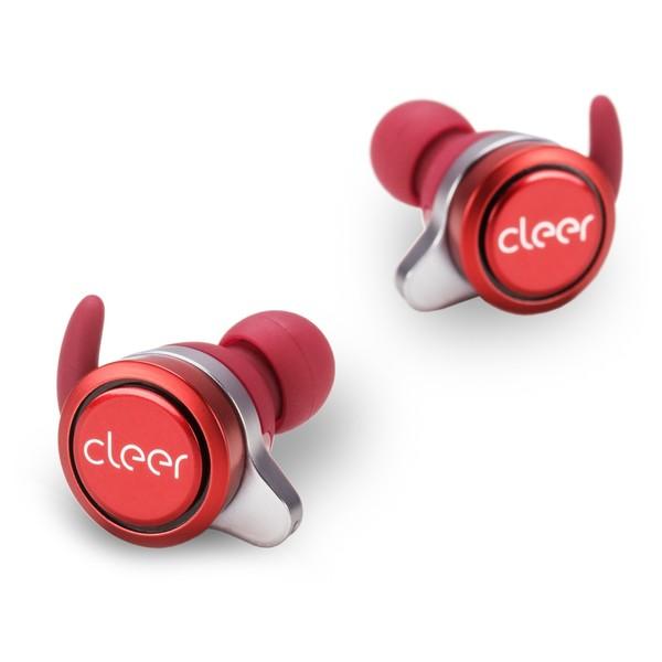 Cleer Ally Wireless Earphones, Red - Buds