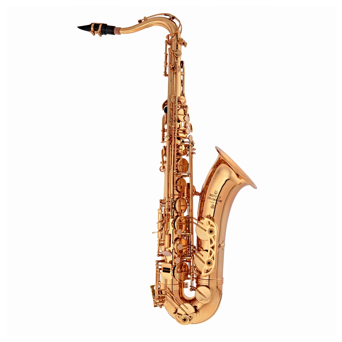 Click to view product details and reviews for Buffet 400 Series Tenor Saxophone Lacquer.