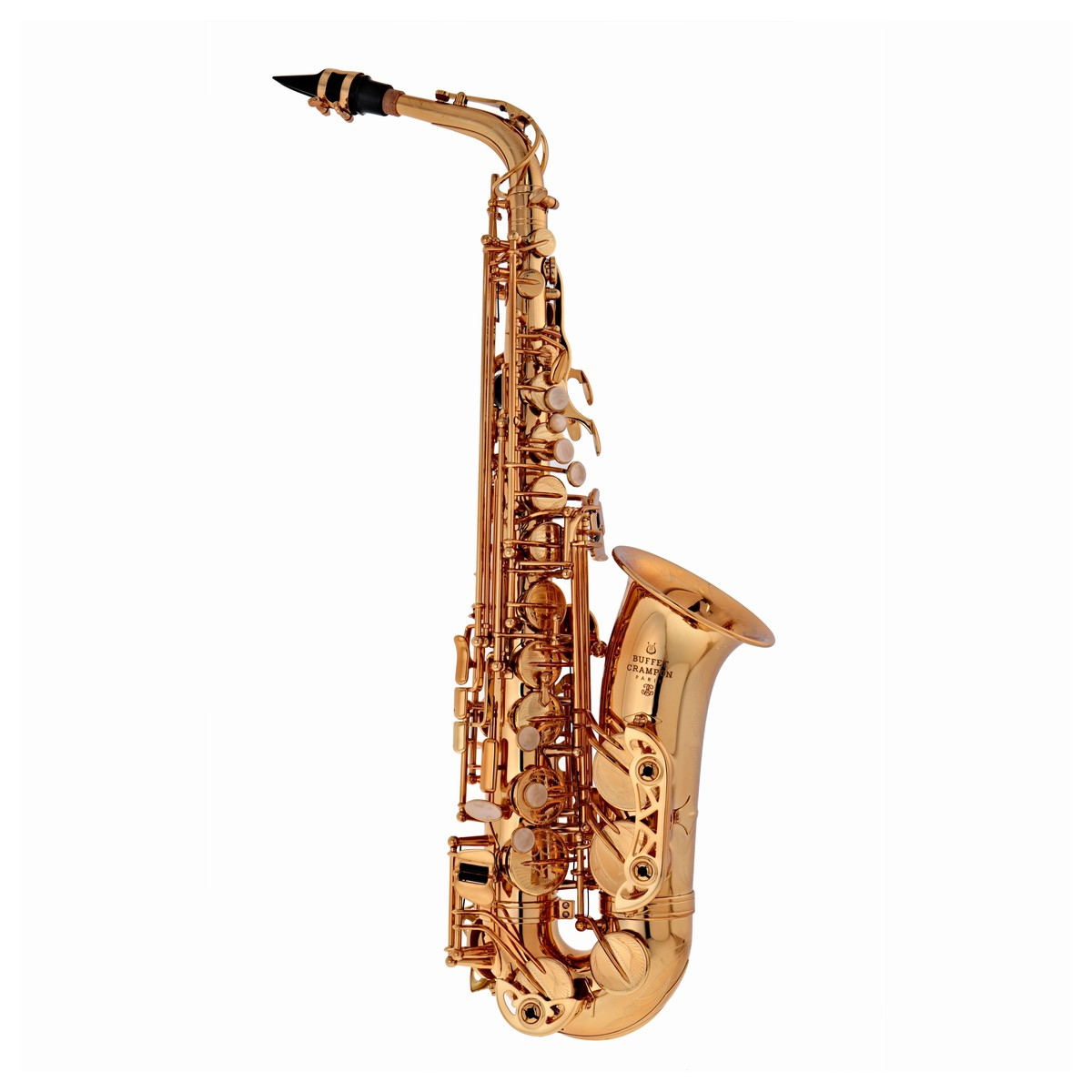 Click to view product details and reviews for Buffet 400 Series Alto Saxophone Lacquer.