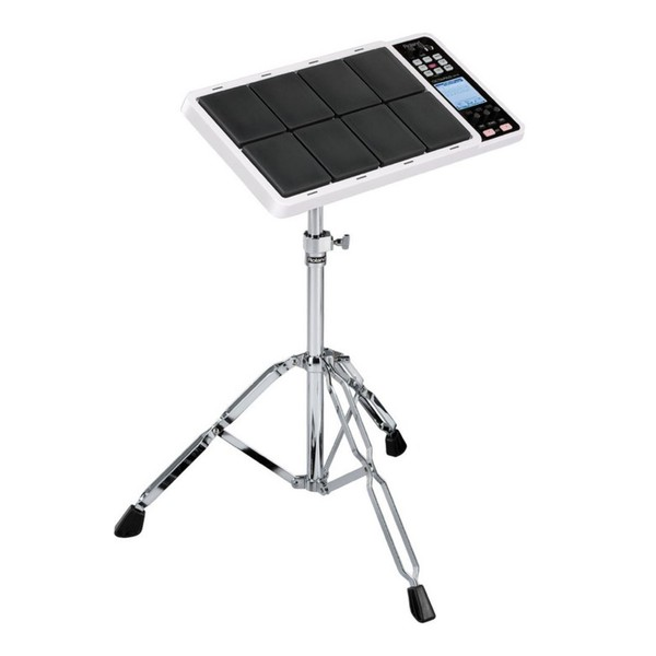 Roland Octapad SPD-30 Total Percussion Pad & Stand, White