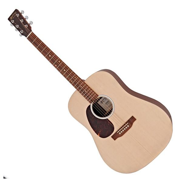 Martin D-X2EL Left Handed Electro Acoustic, Mahogany