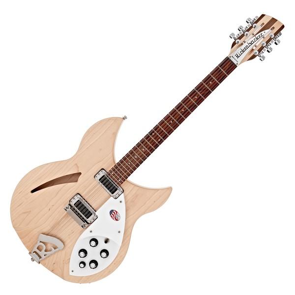 Rickenbacker 330 12-String, Mapleglo