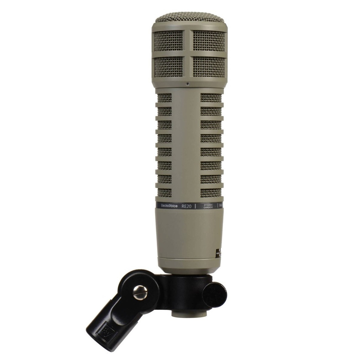 Electro Voice RE20 Dynamic Cardioid Microphone | Gear4music