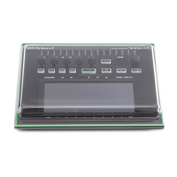 Roland AIRA TB-3 Touch Bassline with Decksaver Cover