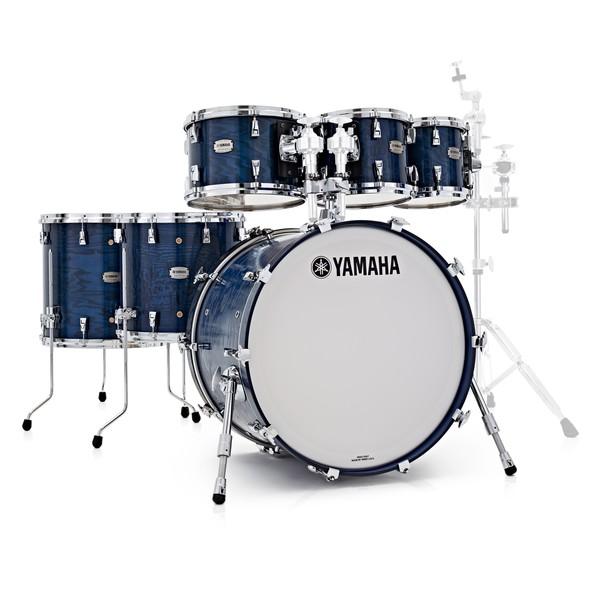 Yamaha PHX Phoenix 22'' 6pc Shell Pack, Texture Sapphire