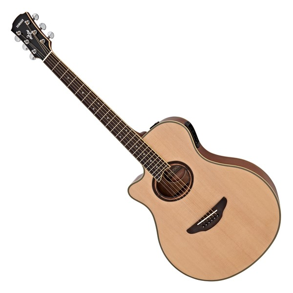 Yamaha APX700IIL Left Handed Electro Acoustic, Natural
