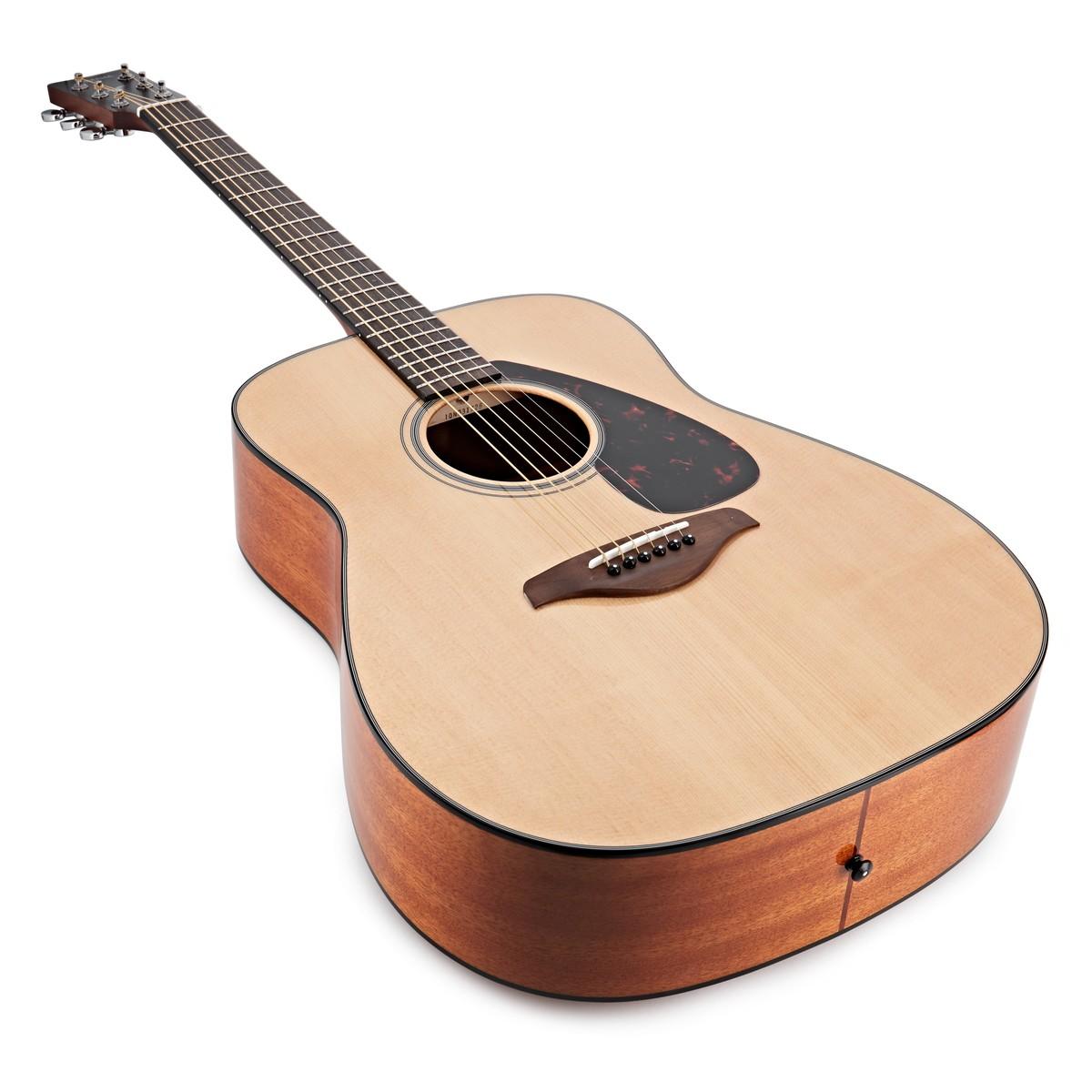 Yamaha FG800 Akustisk Gitar, Naturlig | Gear4music