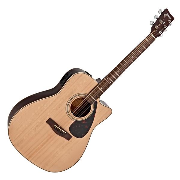 Yamaha FX370C Electro Acoustic, Natural