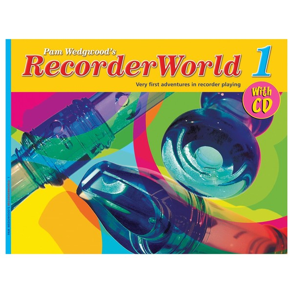 RecorderWorld 1, Pam Wedgwood, Book and CD