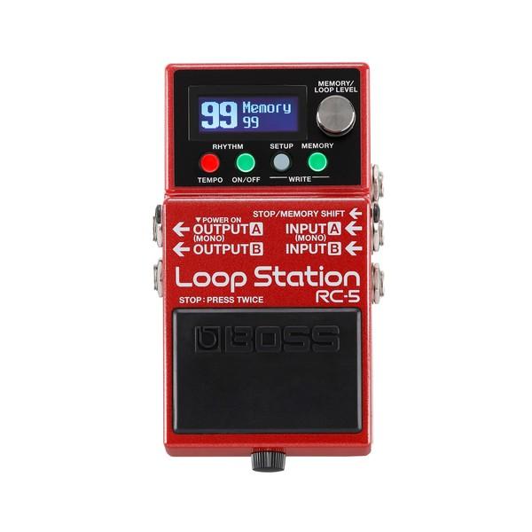 Boss RC-5 Loop Station Guitar Loop Pedal
