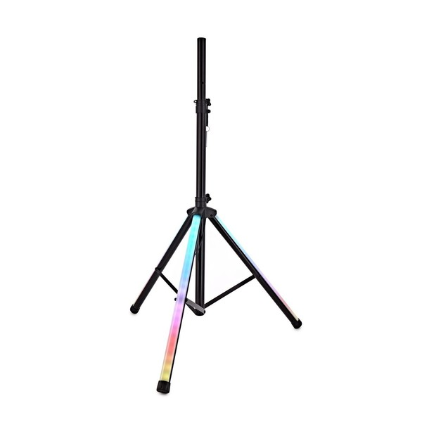 Galaxy LED Speaker Stand by Gear4music