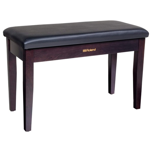 Roland RPB-D100RW Double Piano Bench, Rosewood