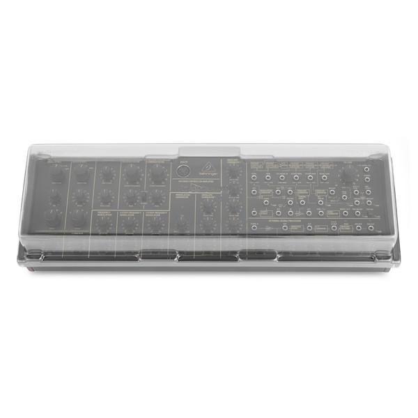 Behringer K-2 Semi-Modular Analog Synthesizer with Decksaver Cover - Full Bundle