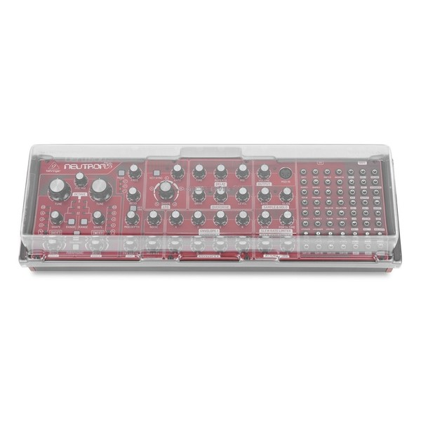 Behringer Neutron with Decksaver Cover