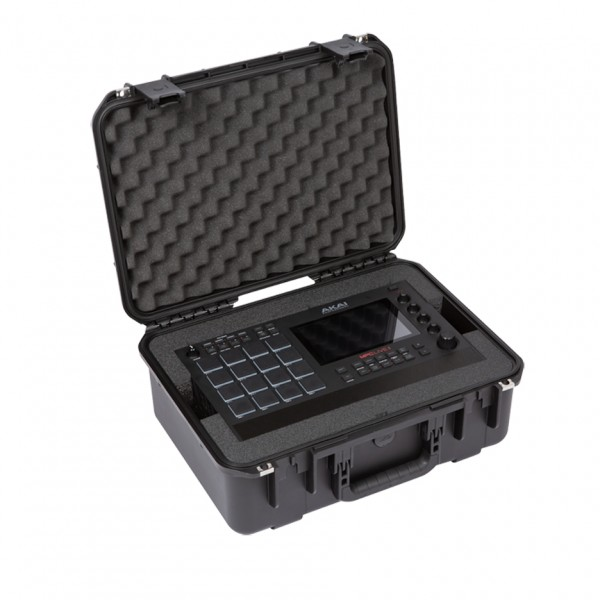 SKB iSeries Injection Molded AKAI MPC Live II Case- Angled