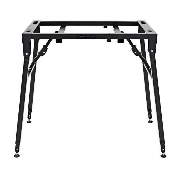 K&M 18950 Keyboard Stand, Black