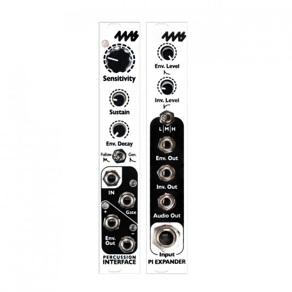 4ms Percussion Interface + Expander