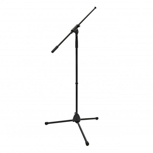 K&M 27105 Microphone Stand, Black