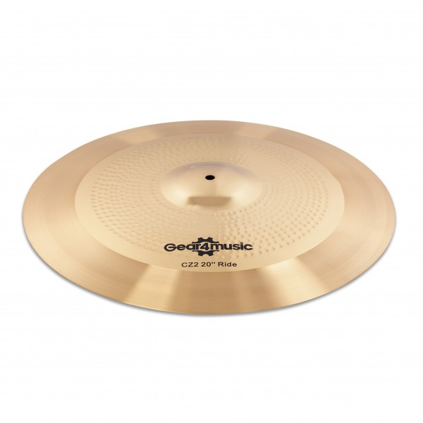 "CZ2 20"" Ride Cymbal by Gear4music"