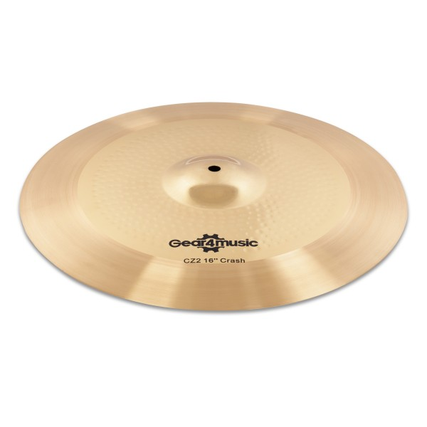 "CZ2 16"" Crash Cymbal by Gear4music"