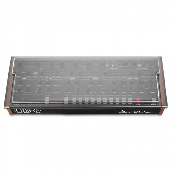 Decksaver Sequential OB-6 Desktop Cover - Top