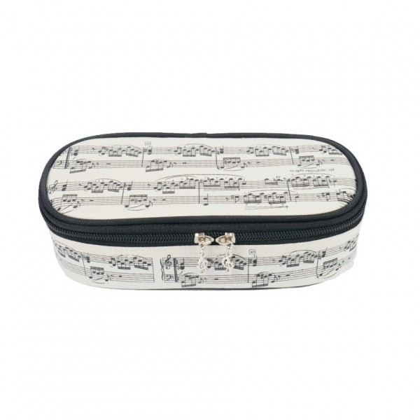 Agifty Pencil Case Notelines LUX